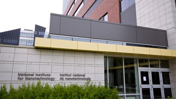 National Institute for Nanotechnology - U of A